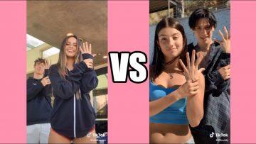 Charli Damelio VS Addison Rae BEST TikTok Compilation 2020