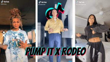 Pump It x Rodeo Challenge