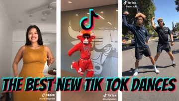 THE BEST NEW TIK TOK DANCES