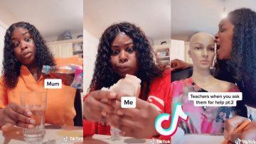 Victoria Adeyinka TikToks *PART 2* | BEST TikTok Compilation