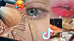 MAKEUP CLOSEUP (aesthetic)💖Tik tok compilation