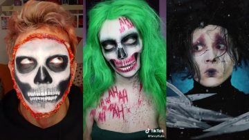 SPOOKY TIK TOK MEMES Halloween Special 2020 👻🎃