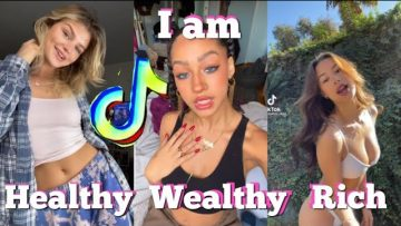 I am Healthy – Wealthy – Rich Tiktok Compilation ft Flo milli