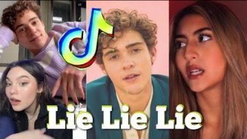 Lie Lie Lie TikTok Compilation ~ Joshuatbassett