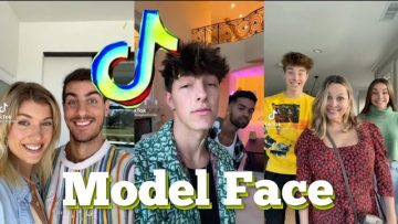 Smile without your eyes – Raise your – Thats your model face Tiktok Compilation