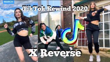 TikTok Rewind 2020 X Reverse Dance Challenge